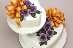 Bröllop lila rosor_HR2