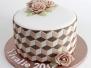 Födelsedag och övriga festtårtor