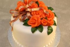 Orange rosor HR_1